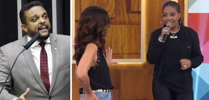 Deputado aciona PF após apologia à maconha no programa de Fátima Bernardes