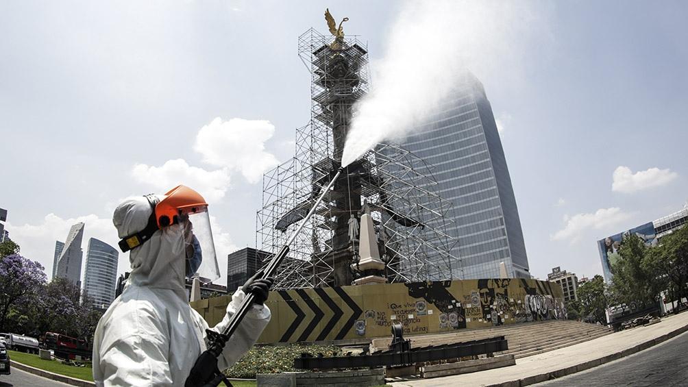 México extendió la cuarentena hasta el 30 de mayo ante la aceleración de los contagios