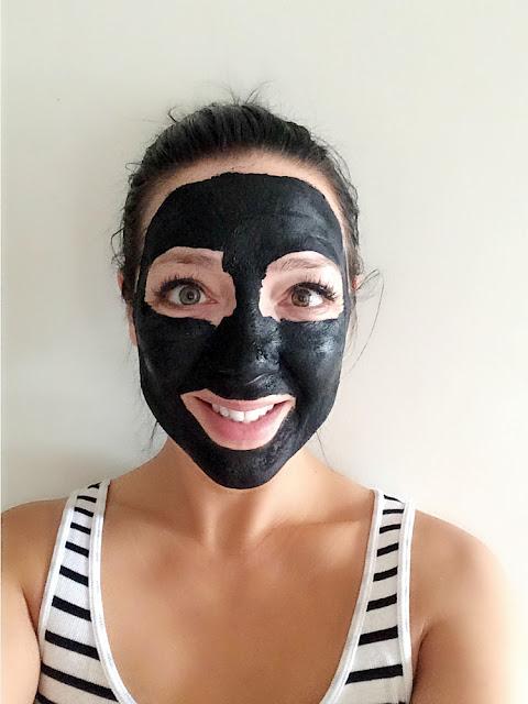 Recette du fameux masque au charbon actif facile et 100% naturel