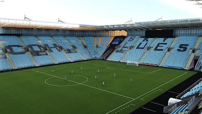 PES 2021 Stadium Coventry Building Society Arena