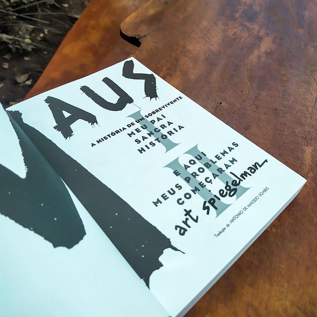 livro maus