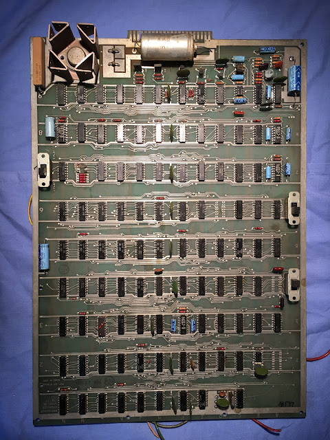 Atari Breakout PCB repair  W I P - UK-VAC : UK Video Arcade