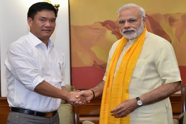 अरुणाचल प्रदेश में फिर फूटा कांग्रेस का गुब्बारा, मुख्यमंत्री सहित 42 विधायक PPA में शामिल