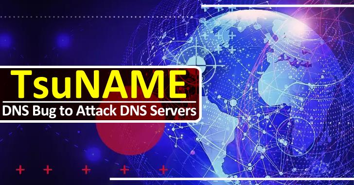 TsuNAME – DNS Bug That Allow Hackers to DDoS Authoritative DNS Servers