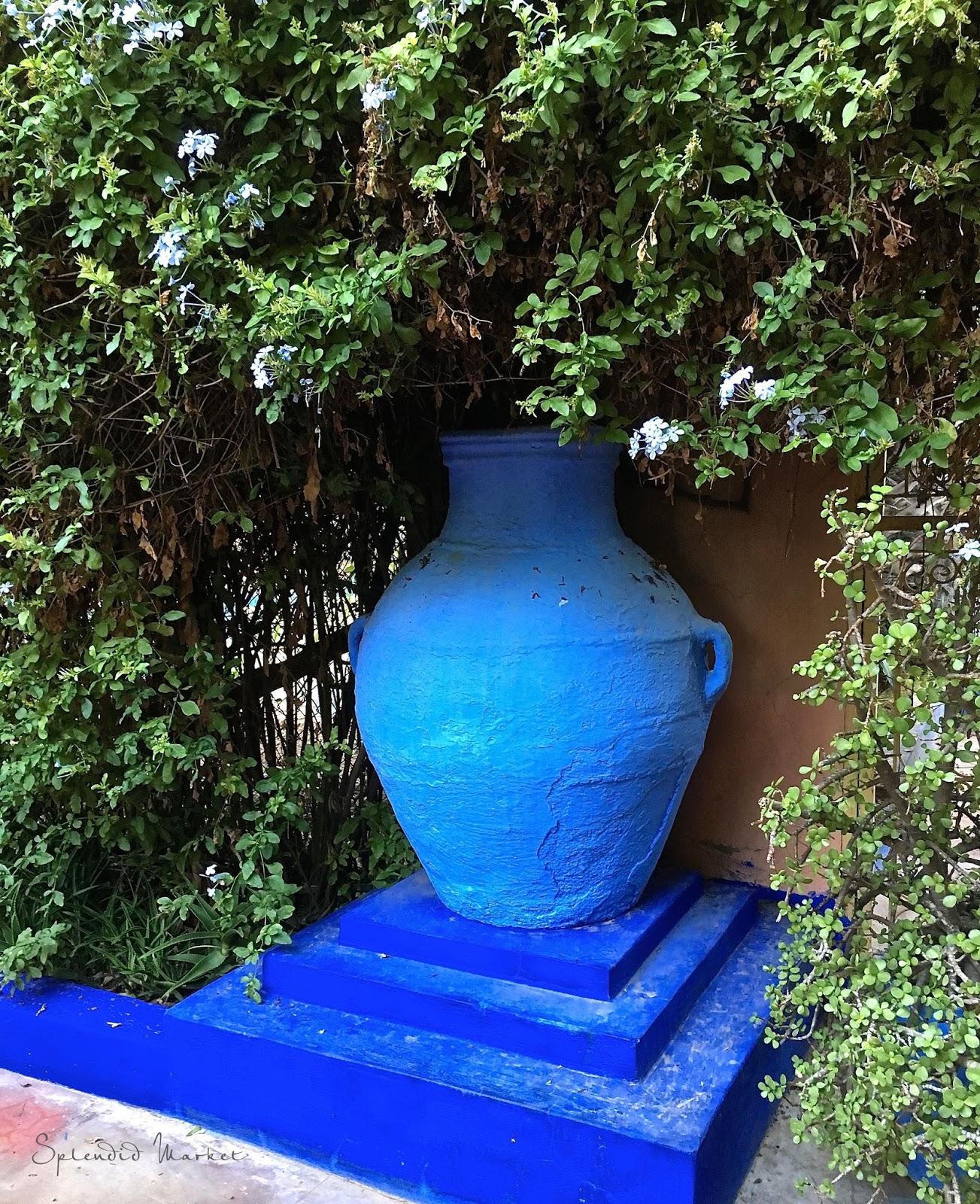 Jardin Majorelle Marrakech Morroco