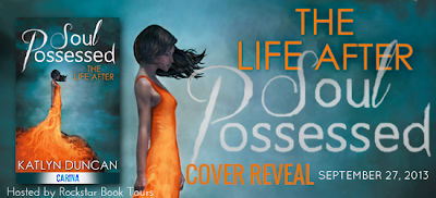 Cover Reveal: Soul Possessed by Katlyn Duncan