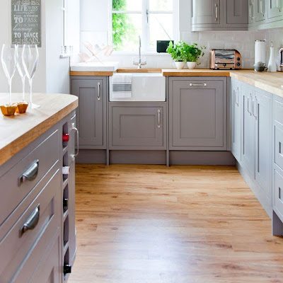 Dekorasi Dapur Dengan Konsep Kayu | Minimalis Modern