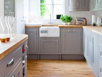 Dekorasi Dapur Dengan Konsep Kayu   Minimalis Modern