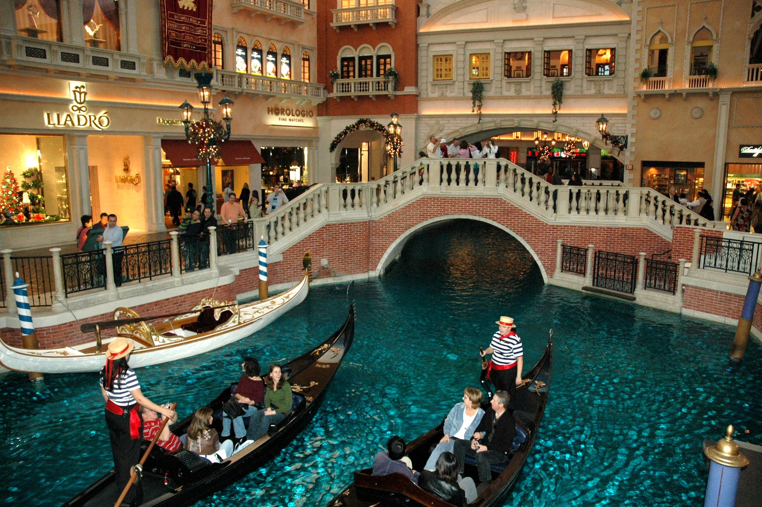The Venetian Vegas
