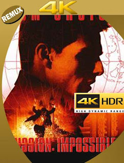 Misión Imposible(1996)4k REMUX 2160p Latino [GoogleDrive] SilvestreHD