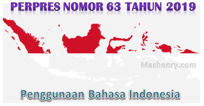 Perpres 63/2019 Diteken, Perumahan Hingga Hotel Wajib Pakai Bahasa Indonesia!