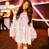 Tiwa Savage Looks Chic And Fabulous In A Girly Ensemble (photos)