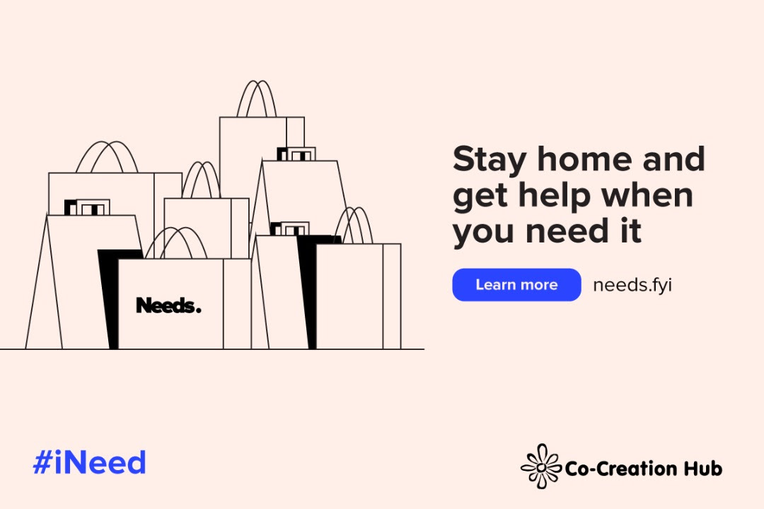 CCHub Launches Needs - a Social Exchange Platform for Essential Items during COVID-19 Lockdown