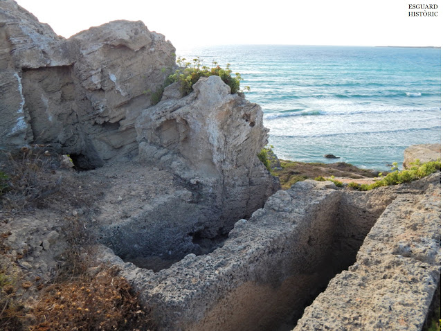 Les tombes púniques del cap de San Marco