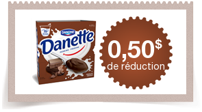 Coupon Danette