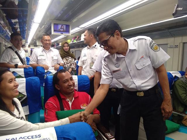 PT KAI Divre III Palembang Tambah Dua Rangkaian Kereta Kelas Eksekutif dan Premium