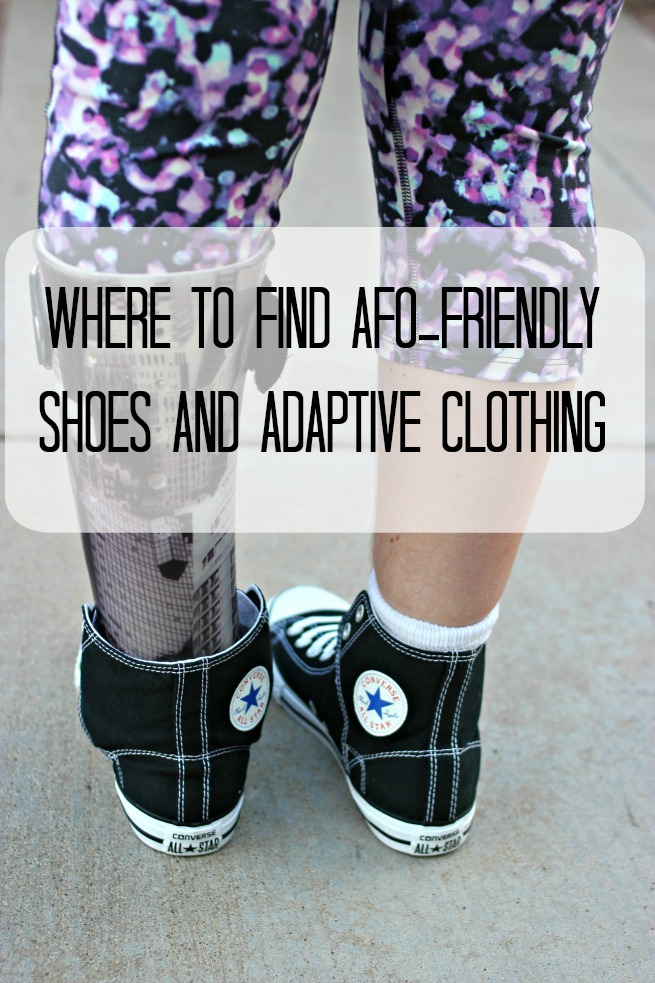 where to find afo friendly shoes and adaptive clothing, AFO shoes, hemiplegia, adaptive clothing, clothing for special needs kids, adaptive shoes