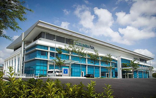Malaysia Columbia Asia Hospital