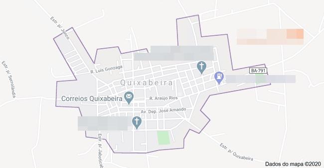 Novo caso de Covid-19 no município de Quixabeira