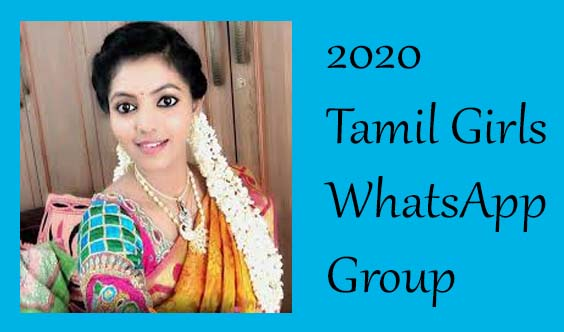 Tamil Girls WhatsApp Group,Tamil Girls WhatsApp Group Link