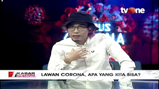 dr Tirta Bawa Bukti Pemprov Jatim Manipulasi Data Covid Surabaya demi Kepentingan Politik