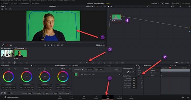 selezionare-sfondo-video