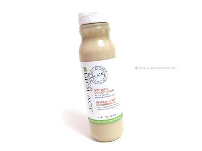 Matrix Biolage R.A.W Nourish Shampoo and Conditioner Review
