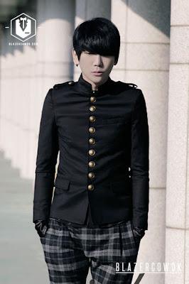blazer cowok blazercowok.com jaket korean jas pria sk61 b