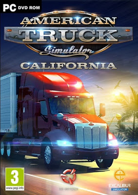 AMERICAN TRUCK SIMULATOR Pc game Free Download Full Version