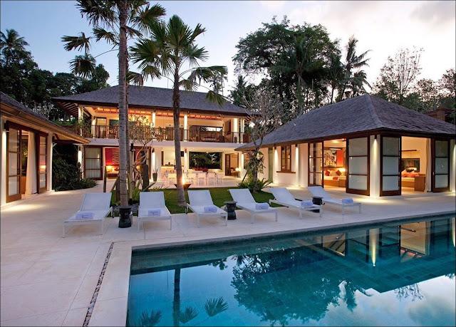 Villa for wedding in seminyak bali