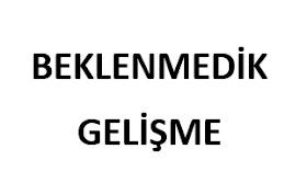 3. Sınıf Türkçe Beklenmedik Gelişme Metni Ders Sunumu