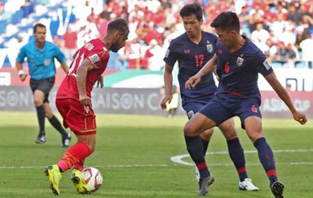 Thailand vs Bahrain