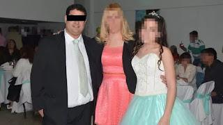 Una madre y su hija aparecieron degolladas en su casa el jueves pasado. Un chofer de camión de basura que les debía dinero fue arrestado anoche acusado de ser el autor