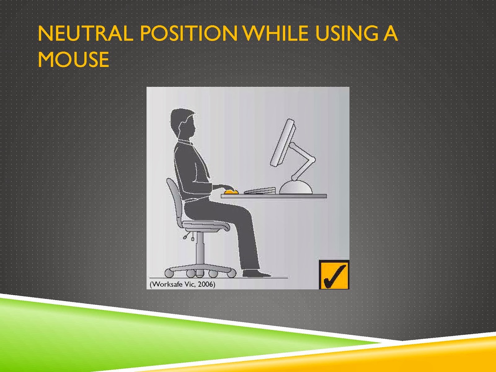 NEUTRAL MOUSE POSITION