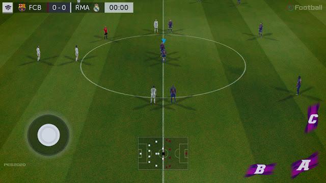 FTS Mod eFootball PES 2020 Season 2019-2020
