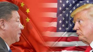 Amerika Siap Hadapi China, Perang Dunia III di Depan Mata
