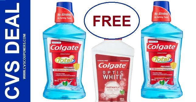 I Love FREE Colgate at CVS 4/26-5/2