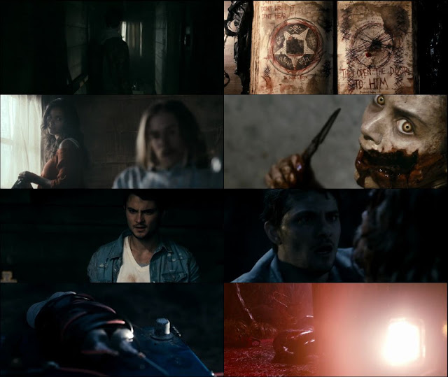 Evil Dead 2013 Dual Audio in 720p BluRay