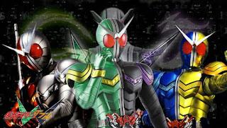 Kamen Rider Double Episódio 01