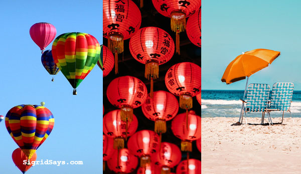 LJAT Travel and Tours - travel on installment - Bacolod blogger - travel tips - travel blogger - tour packages - travel loans - Bacolod travel agency - Bacolod City - travel the world - Chinese New Year - hot air balloon - white sand beach