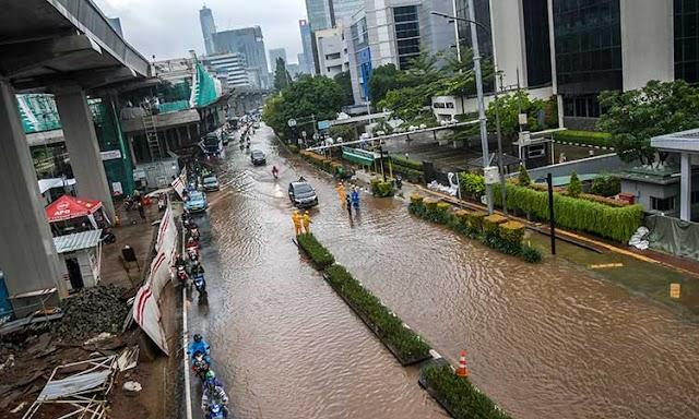 Jakarta Banjir Lagi, Salah Siapa?