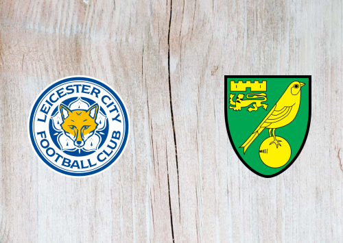 Leicester City vs Norwich City -Highlights 14 December 2019