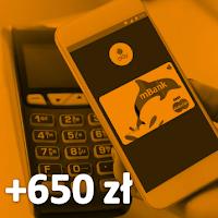 Lepiej z eKontem - II edycja - promocja mBanku z premią do 650 zł