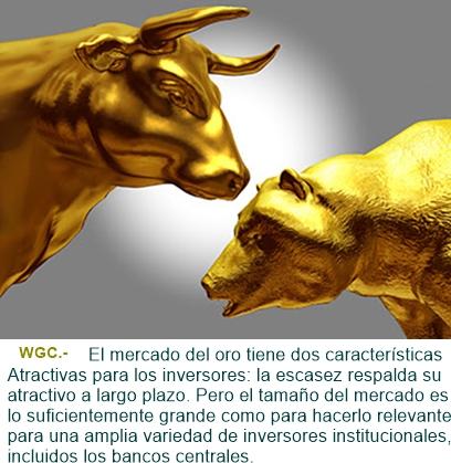 La relevancia del oro como activo estratégico