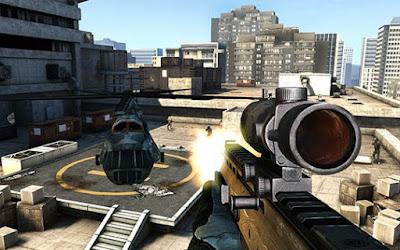 Modern Combat 3 fallen nation mod apk game