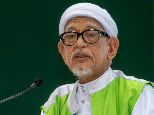 Parti Amanah Negara (PAN) Anak Derhaka kata Abdul Hadi