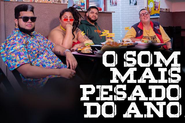 O som mais pesado do ano - Rap Plus Size lança clipe novo com participação de Godô e Raphão Alaafin