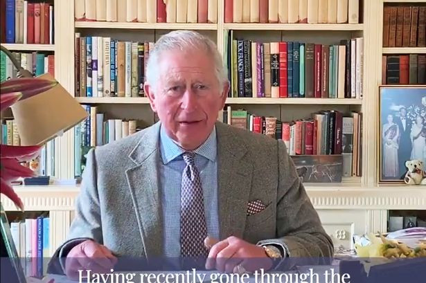 Prince Charles speaks for the first time about suffering Coronavirus (Video)