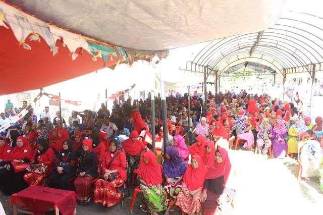 Antusias Masyarakat Sangat Tinggi Berikan Dukungan Kepada Partai Aceh