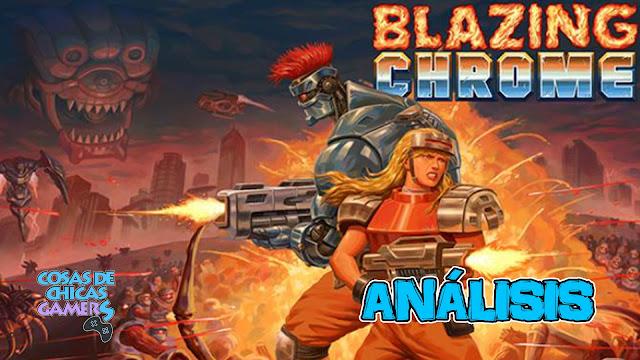 Análisis Blazing Chrome